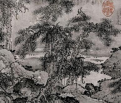 【寒菊和伯韬】原文-清末.陈三立