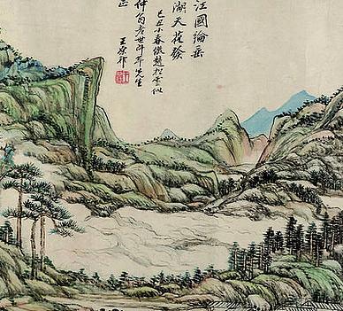 【临江仙古意,与漱碧同作】原文-当代诗_冯永军