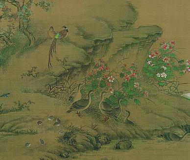 【临江仙其一赠临江庵李纯金道士】原文-清末.李炳灵