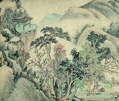 清·杨鸿度·诗词作品