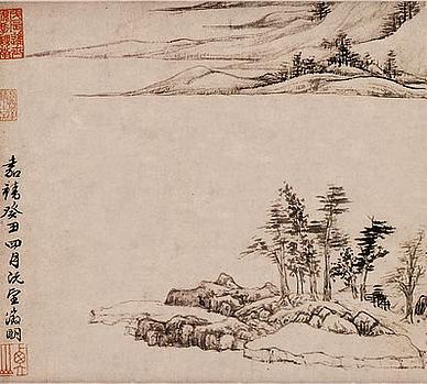 清·李培根·诗词作品