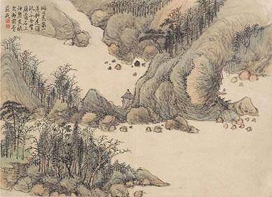 清·宦儒章·诗词作品