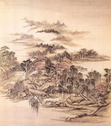 清·钱九府·诗词作品