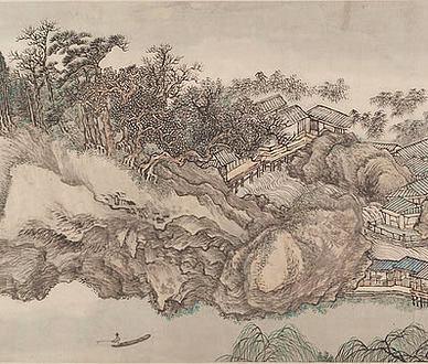 明·文衡山·诗词作品