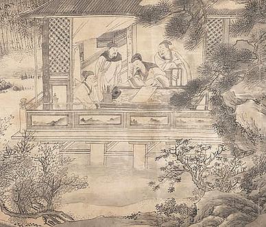 明·朱纲·诗词作品