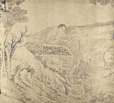 清·陈洪绶·诗词作品