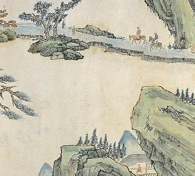 清·杭温如·诗词作品