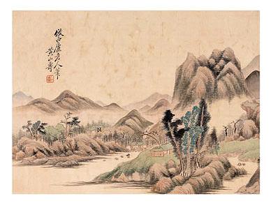 近现代·吴锡永·诗词作品
