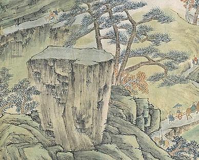 清·胡公寿·诗词作品